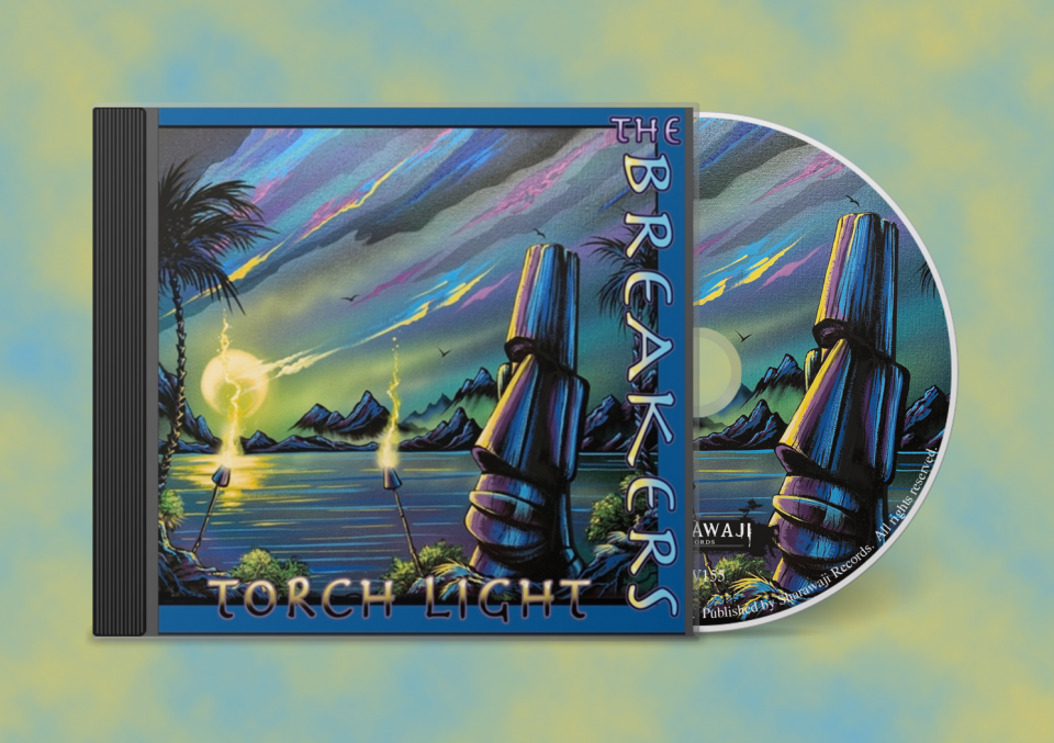 NEW RELEASE: SRW155 The Breakers - Torch Light (Jewel Case CD), featuring 18 tracks of hard-hitting surf-based instrumentals. <br /><br />Buy it here -  https://thebreakers1.bandcamp.com/album/torch-light<br /><br />#thebreakers #sharawajirecords #psychedelic #garage #punk #instrumental #chicago #surf #instro #reverb #twang